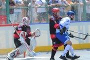 Piaty štvrťfinálový zápas sa hral vréžii Vrútok.