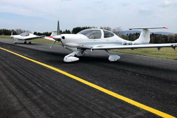 Budúci piloti trénujú vo Svidníku.