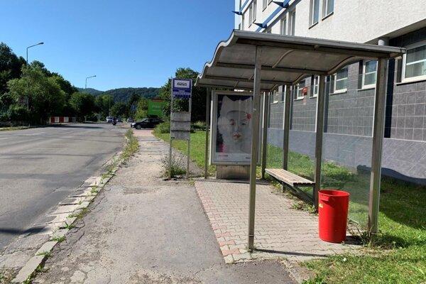 Obnovou prejde aj autobusová zastávka na Lazovnej ulici.
