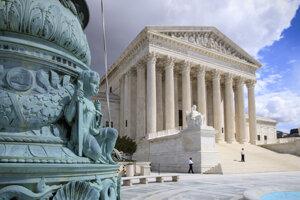 Americký najvyšší súd.