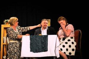 Divadlo Actor sa predstaví na Terase.