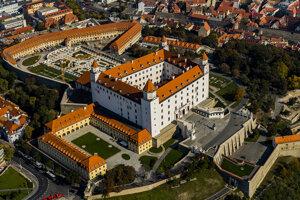 Aj Bratislava láka turistov.