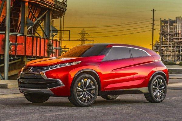 Mnohé dizajnové prvky konceptu crossoveru XR PHEV sa môžu dostať do budúcej generácie Mitsubishi ASX.