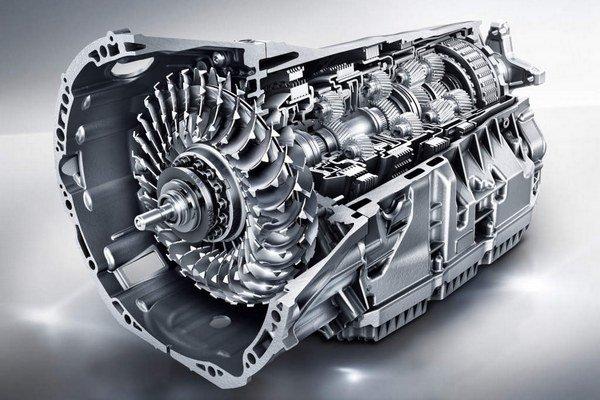 Deväťstupňová prevodovka Mercedesu: 9G-Tronic