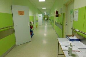 Interné oddelenie považskobystrickej nemocnice