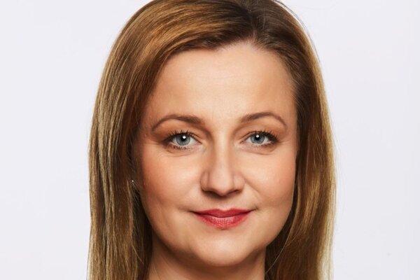 Lucia Šprinc - riaditeľka pre obchod a rozvoj spoločnosti Kosit.