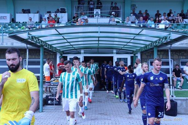 MFK Skalica privítala ŠK Slovan Bratislava