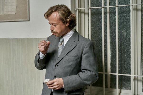Válava Havla vo filme hrá Viktor Dvořák.