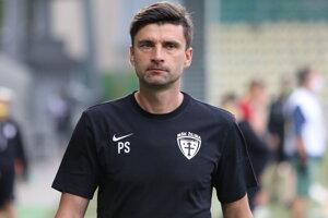 Pavol Staňo, tréner MŠK Žilina.