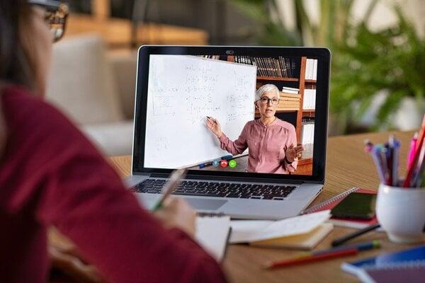 Vysoké školy prešli na jar bez prípravy na dištančné vzdelávanie. Tvrdia, že online výučba bola bez problémov.