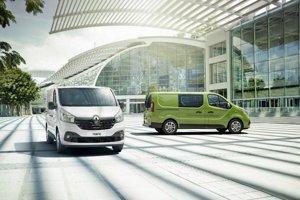 Renault predstavil novú generáciu modelu Trafic len nedávno.
