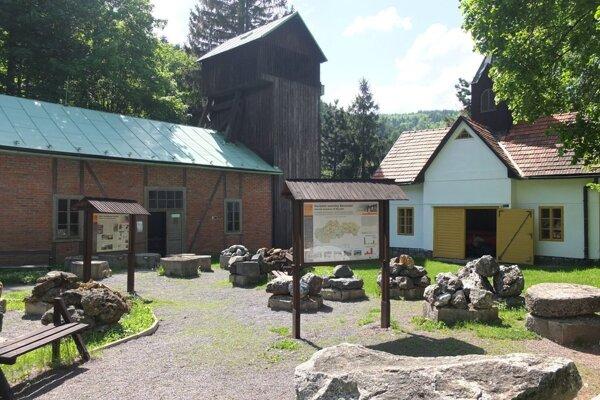 Najnavštevovanejšou časťou múzea je dlhodobo banský skanzen. Ilustračné foto.