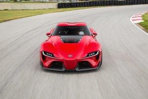 Koncept Toyota FT1 môže byť náhľadom toho, ako bude nová Supra vyzerať.