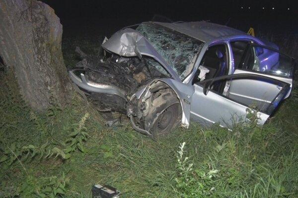 Vodič prišiel o život.