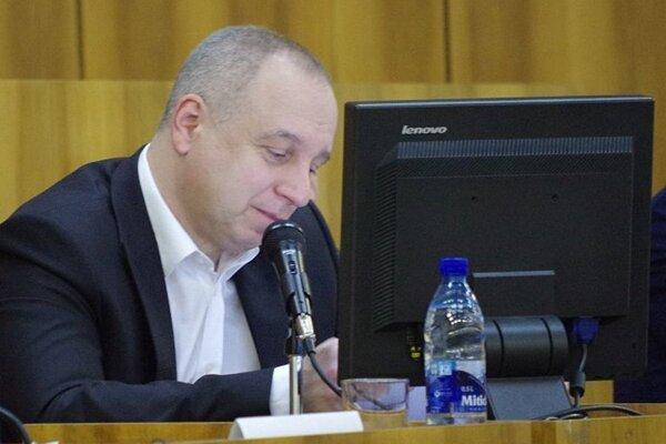 Karol Janas, primátor Považskej Bystrice.