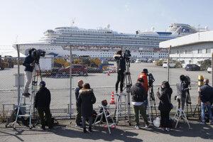 Loď Diamond Princess bola v karanténe na pobreží Japonska 27 dní.