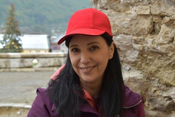 Archeologička Andrea Slaná z Považského múzea v Žiline sa venovala výskumu nečakane objavenej krypty pod žilinskou Katedrálou najsvätejšej trojice.