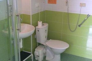 Kúpeľňa nadštandardnej izby
