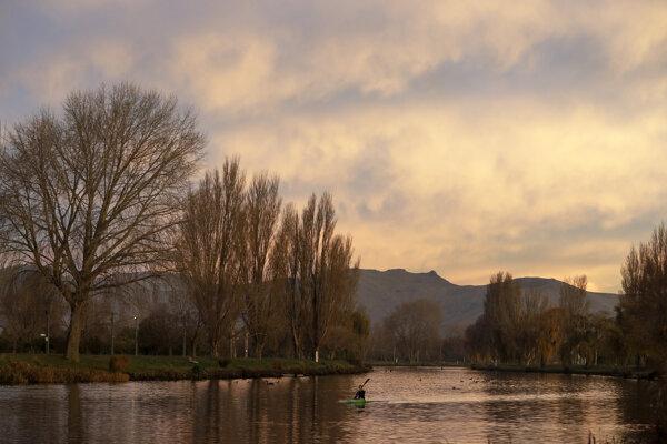 Mesto Christchurch.