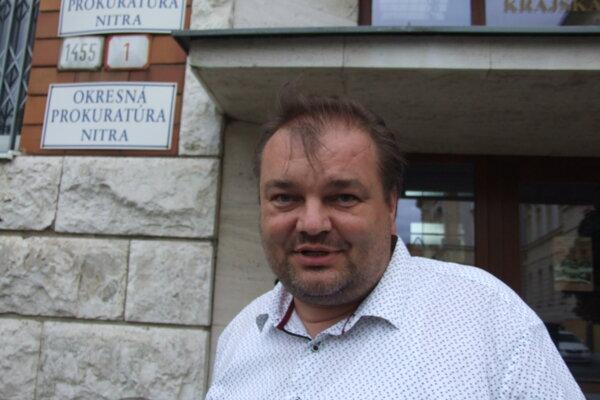 Prokurátor Jaroslav Maček.