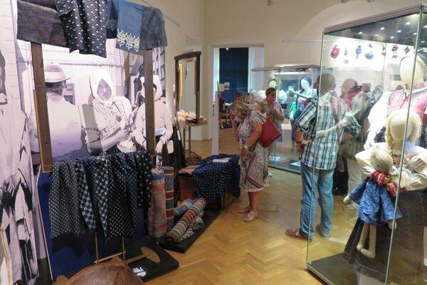 Výstava je prístupná až do februára budúceho roka.