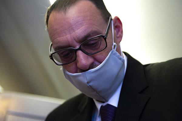 Bývalý generálny prokurátor Dobroslav Trnka.