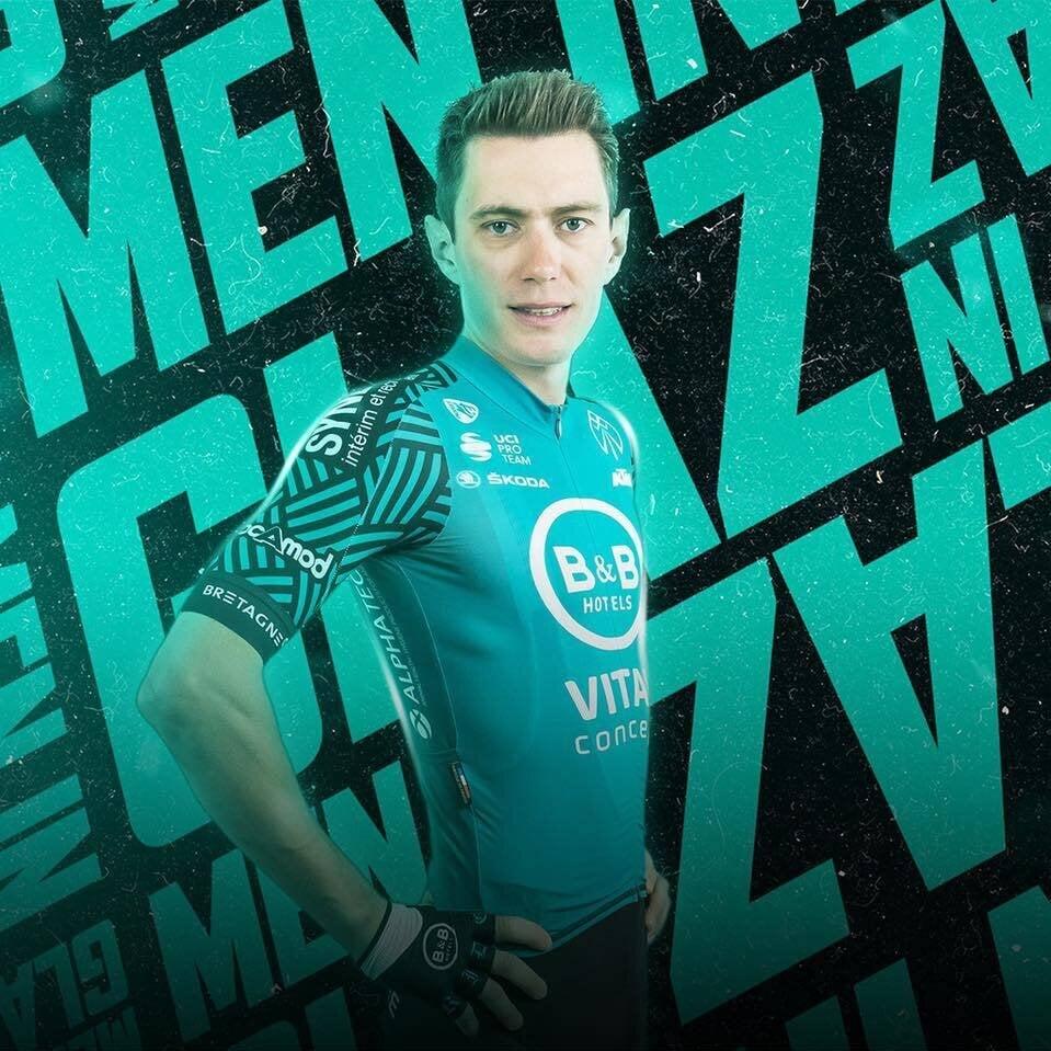 Pierre Rolland, cyklista, tím B&B Hotels - Vital Concept p/b KTM