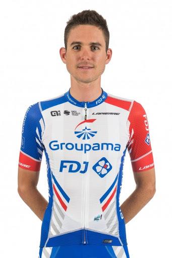 Rudy Molard, cyklista, tím Groupama FDJ