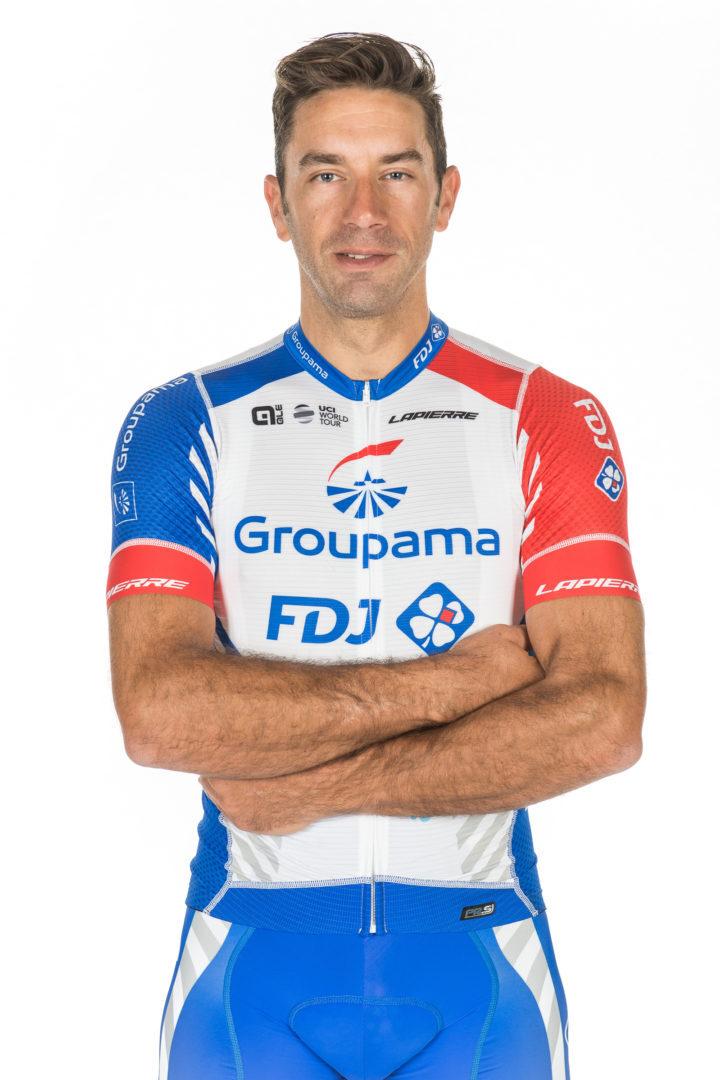 William Bonnet, cyklista, tím Groupama FDJ