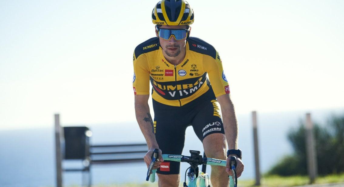 Tom Dumoulin, cyklista, tím Team Jumbo-Visma