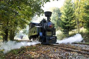 Oravská lesná železnica.