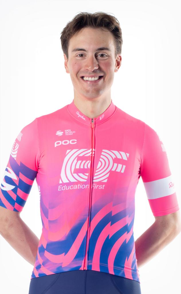 Alberto Bettiol, cyklista, tím EF Pro Cycling