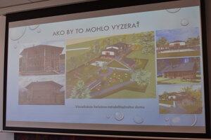 Takto má vyzerať komplex malých liečebno-rehabilitačných stredísk v okrese Stropkov.