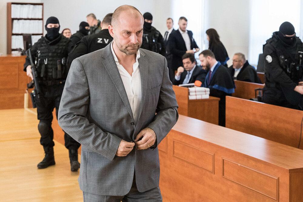 20. január 2020. Norbert Bödör vypovedal ako svedok.