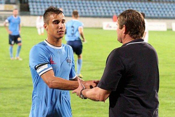 Úvodný gól strelil Jozef Urblík a dal si tak darček k dnešným 19. narodeninám.