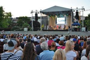 Minuloročné letné podujatia v Nitre navštívili tisícky ľudí.