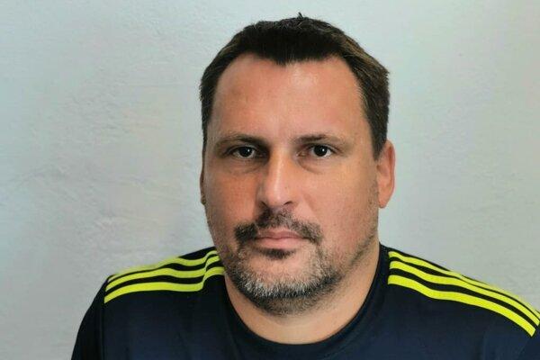 Tréner Práznoviec - Ľubomír Teplanský.