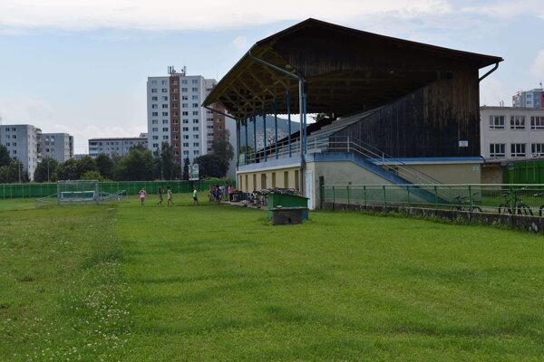 Na štadióne pri Mlyne vybudujú mestský atletický areál.