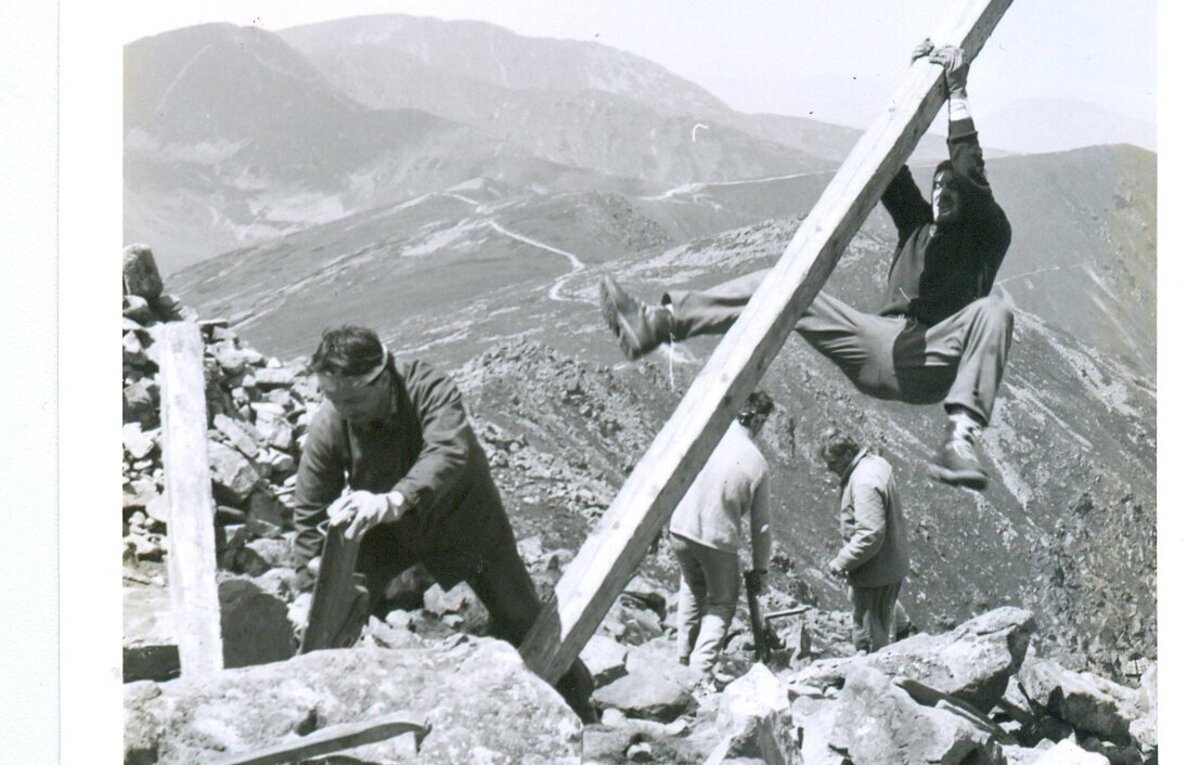 Ako vysokoškoláci stavali chodníky v Nízkych Tatrách