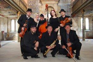 Kaschauer Klezmer Band.