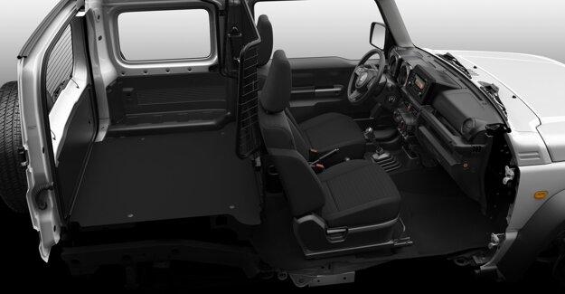Suzuki Jimny bude už len dvojmiestne