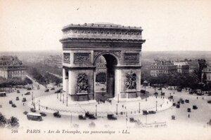 Paríž sa počas mierovej konferencie v roku 1919 stal prakticky hlavným mestom sveta.
