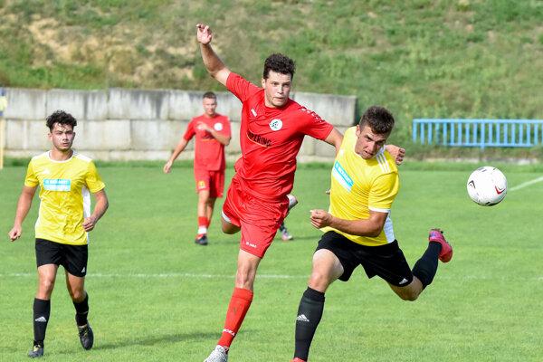 Chrenová a Rišňovce si v pohári zopakujú nedávny vzájomný zápas zo šiestej ligy.