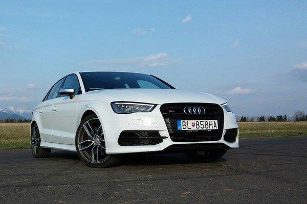 Audi S3 sme prevetrali aj na slovenských cestách. Video z testu prinesieme onedlho.