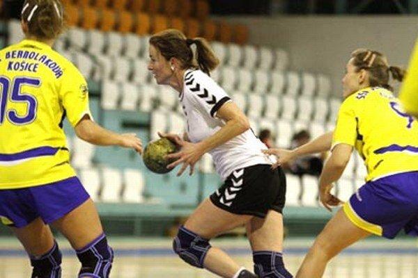 Katarína Hanakovičová prispela 7 gólmi.