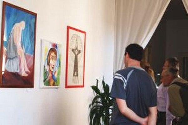 Výstavu Jozefa Absolona si môžete v Ponitrianskom múzeu pozrieť do 31. mája.