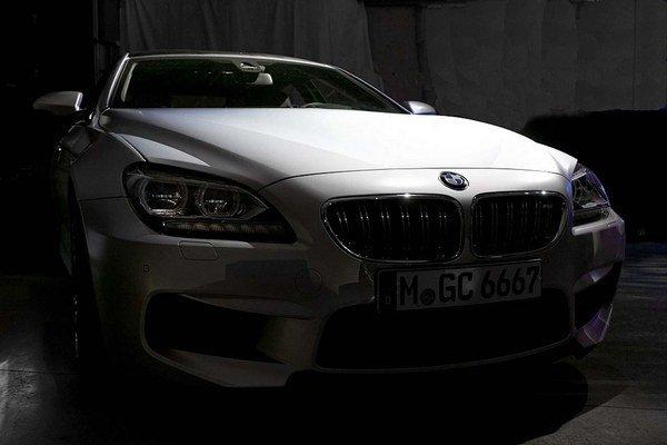 Nové BMW M6 Gran Coupe ponúkne kombináciu praktickosti a vysokého výkonu.