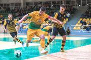 Hráči Futsal Teamu Levice by vnovej sezóne chceli nadviazať na posledné výsledky zplay-off, ktoré muselo byť predčasne ukončené. Nad Makroteamom Žilina viedli vsérii 1:0.