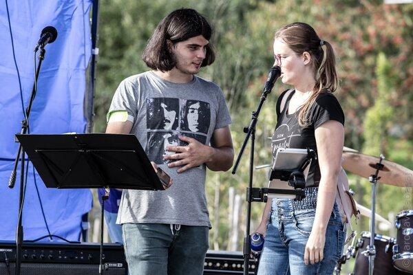Marek Mazanec, autor myšlienky festivalu Z okna von!