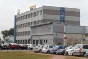 Firma Bonul v Nitre, patriacej rodine Bödörovcov.
